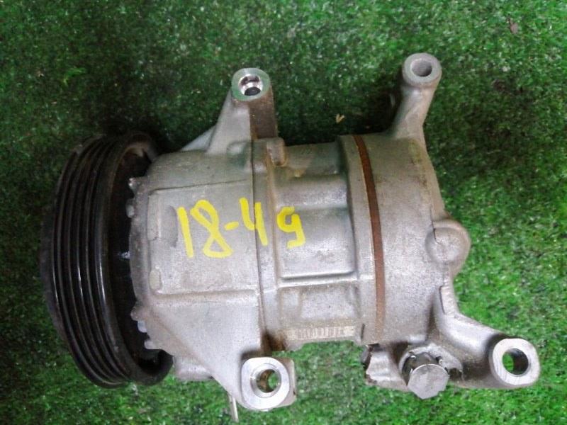 Компрессор кондиционера Toyota Spade NCP141 1NZ-FE