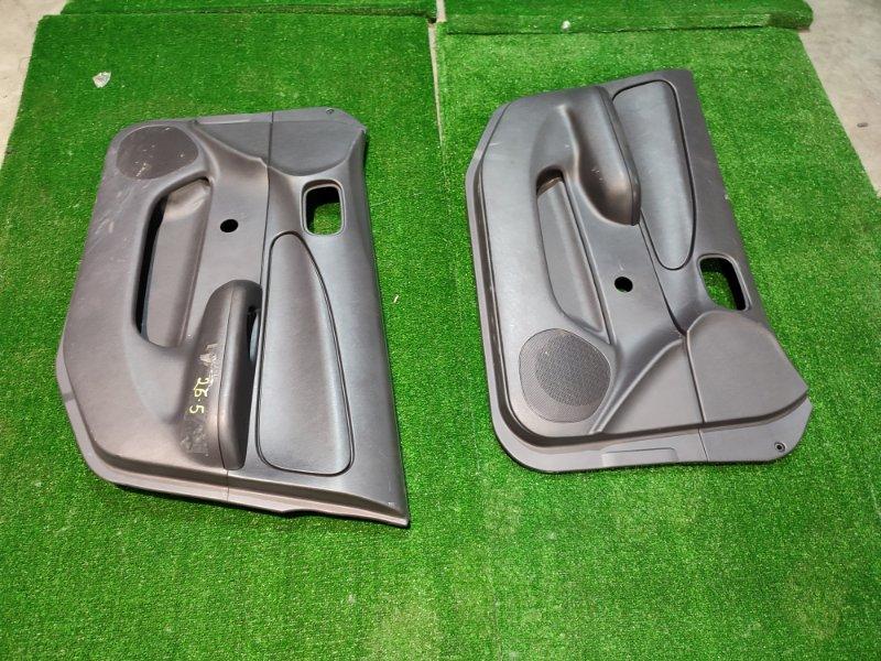 Обшивка двери Nissan Ad VHNY11 QG18DE 2002