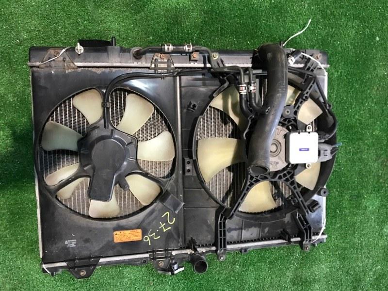 Радиатор двигателя Mitsubishi Chariot Grandis N94W 4G64