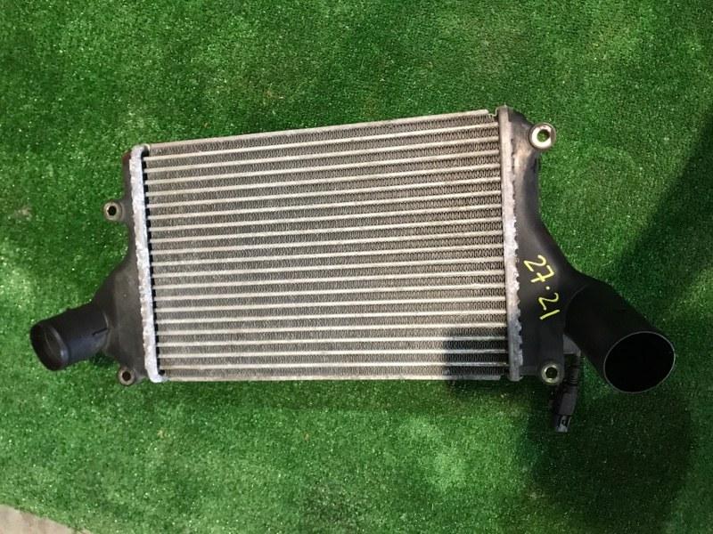 Радиатор интеркулера Mitsubishi Canter FB70BB 4M42