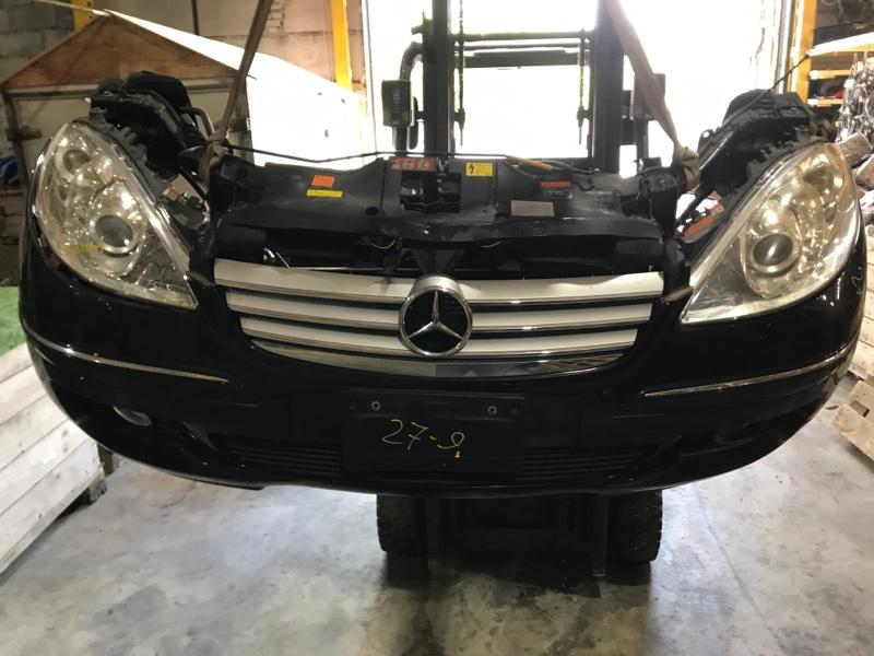 Nose cut Mercedes-Benz A170 266.940 2002