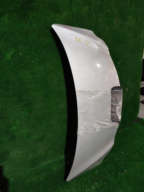 Капот Toyota Belta SCP92 2SZ-FE 2006