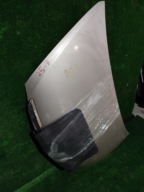 Капот Honda Fit Aria GD8 L15A