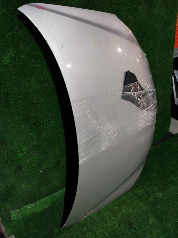 Капот Nissan Bluebird Sylphy KG11 MR20DE 2007