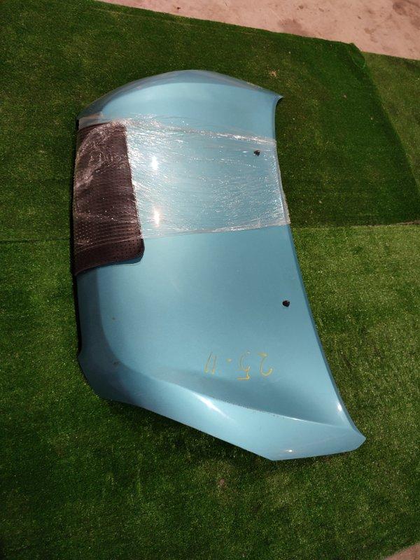Капот Suzuki Splash XB32S K12B