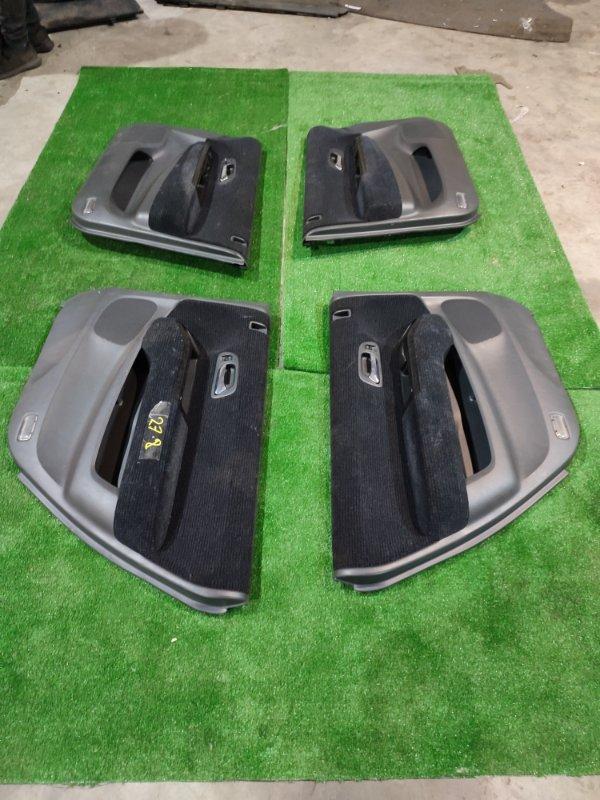 Обшивка двери Honda Odyssey RA6 F23A