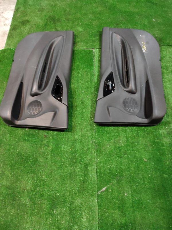 Обшивка двери Citroen Ds3 1.6 THP 16V 150 (B0FAW) 2010