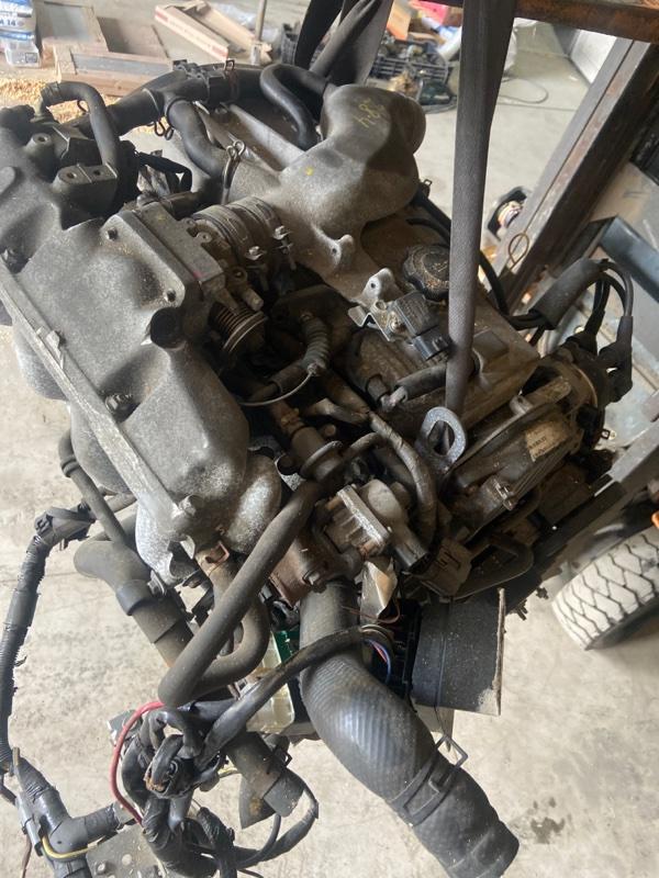 Двигатель Mazda Bongo SK6EV FE