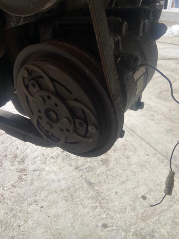 Компрессор кондиционера Mazda Bongo SK6EV FE