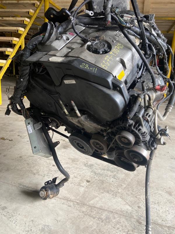 Двигатель Mitsubishi Diamante F31A 6G73
