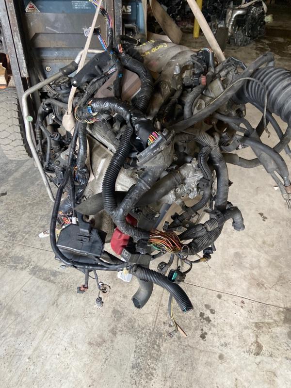 Проводка двигателя Mitsubishi Dingo CQ2A 4G15