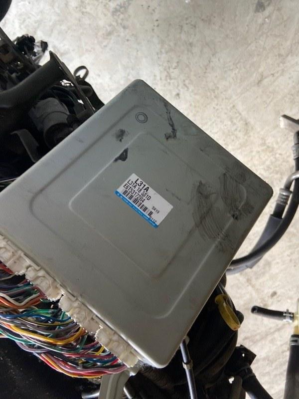 Блок управления двс Mazda Mpv LW3W L3