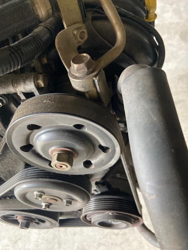 Насос гидроусилителя Mazda Mpv LW3W L3