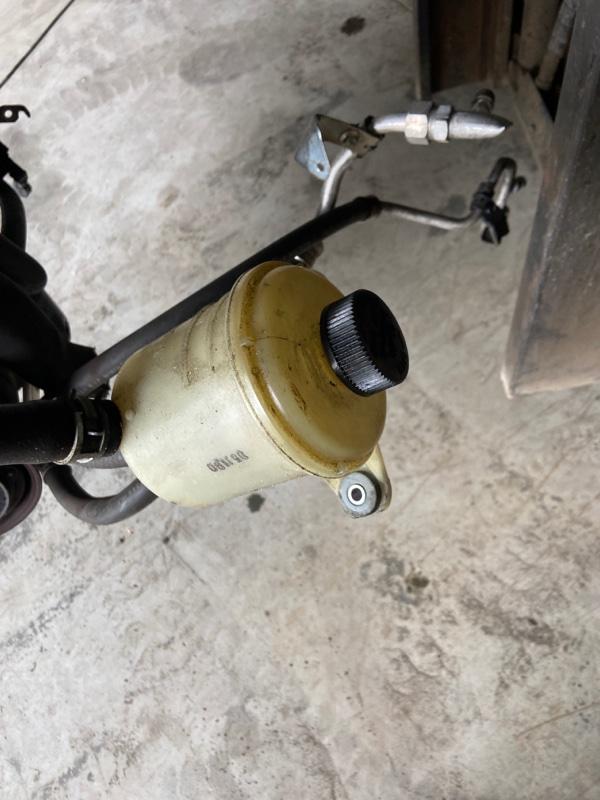 Бачок гидроусилителя Mazda Mpv LW3W L3