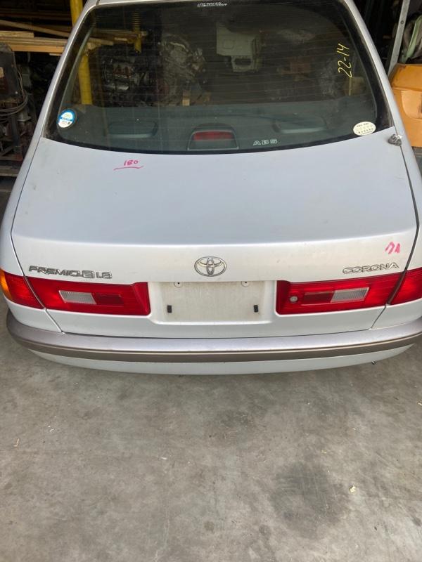 Крышка багажника Toyota Corona Premio AT210 4A-FE