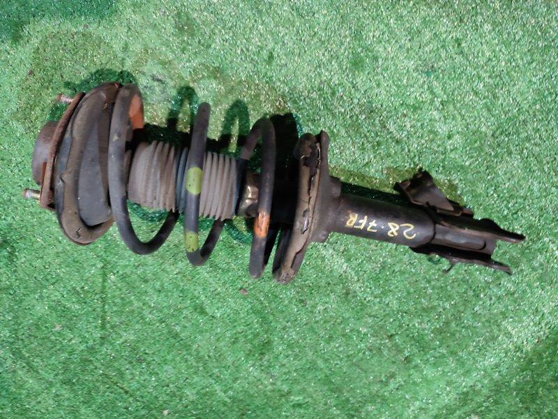 Стойка подвески Nissan Liberty PM12 QR20DE передняя правая