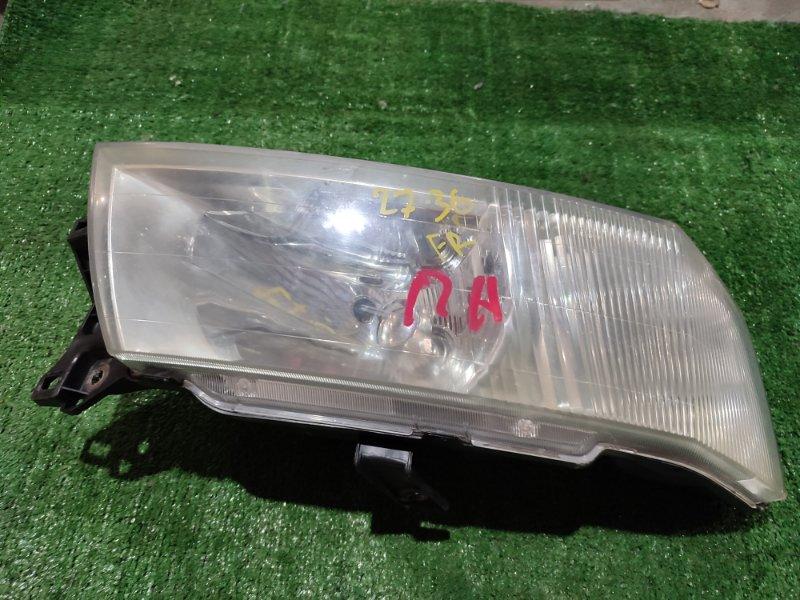 Фара Mitsubishi Chariot Grandis N94W 4G64 правая