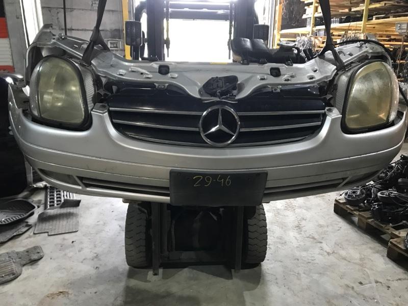 Nose cut Mercedes-Benz Slk 230 Kompressor 111.973 2001