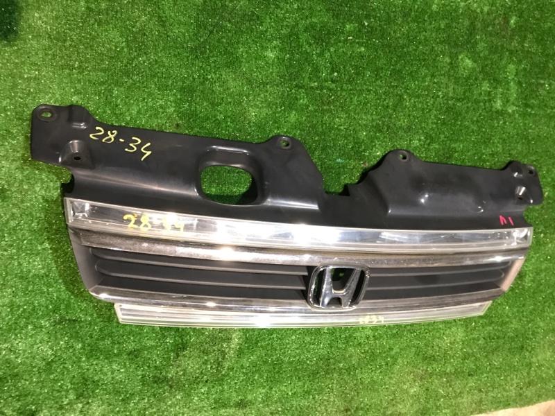 Решетка радиатора Honda Stepwgn RF3 K20A