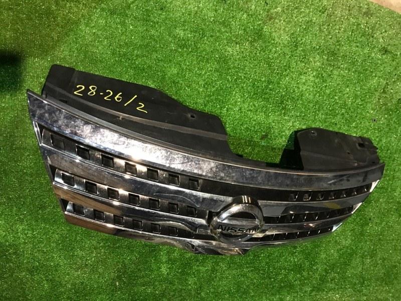 Решетка радиатора Nissan Serena CC25 MR20DE