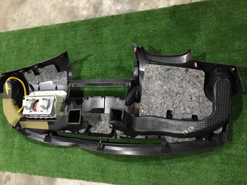 Панель передняя в салон Toyota Belta KSP92 1KR-FE