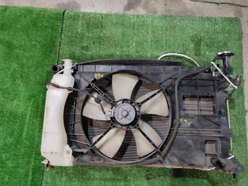 Радиатор двигателя Mitsubishi Colt Z21A 4A90 2006