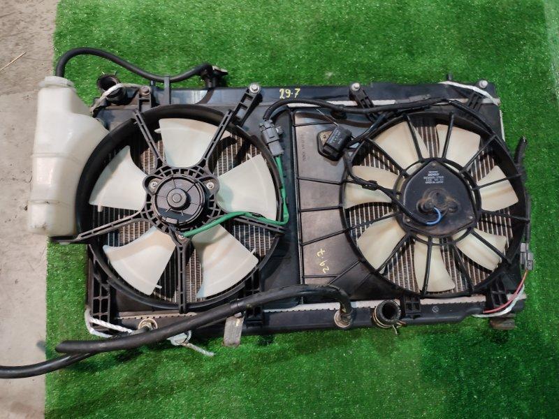 Радиатор двигателя Honda Airwave GJ1 L15A