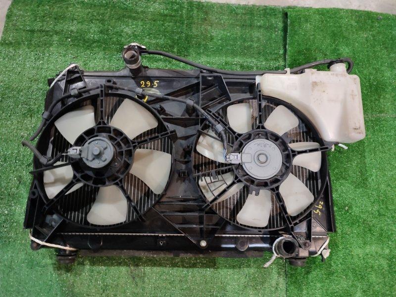 Радиатор двигателя Toyota Noah AZR65 1AZ-FSE 2004