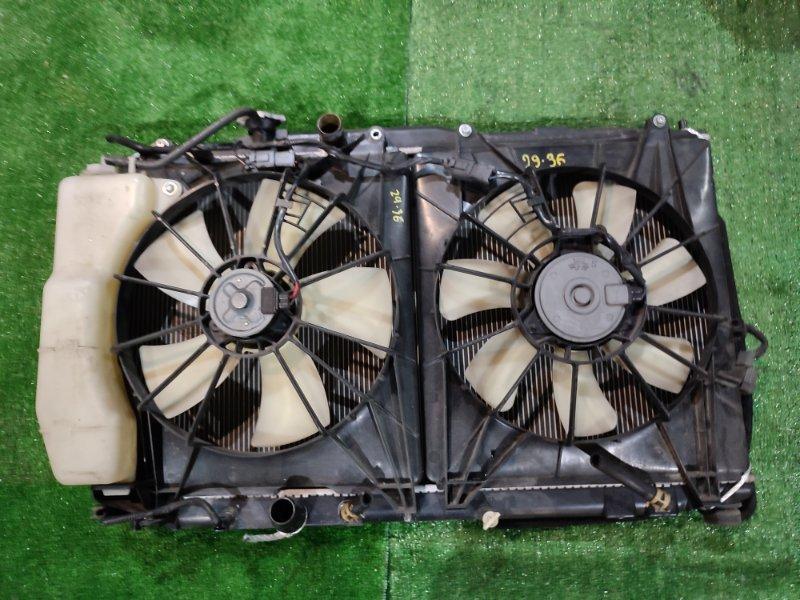 Радиатор двигателя Honda Odyssey RB1 K24A