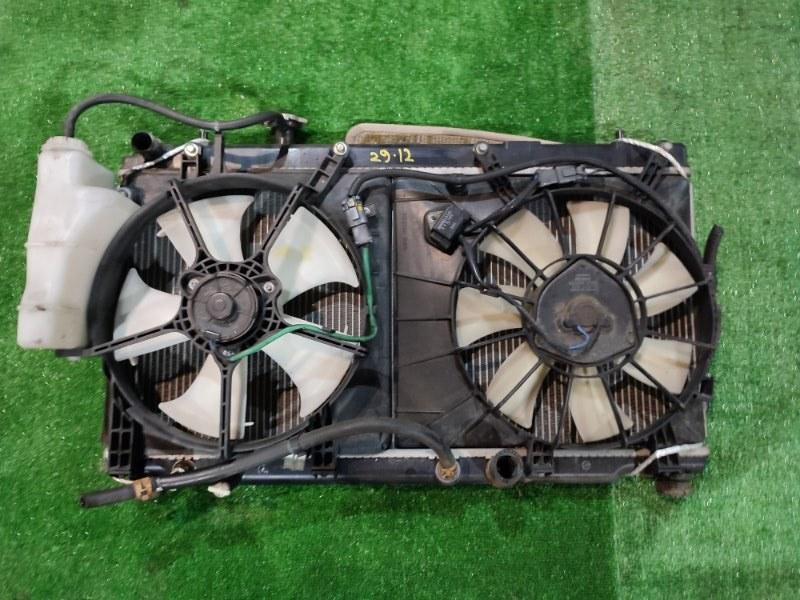 Радиатор двигателя Honda Airwave GJ2 L15A