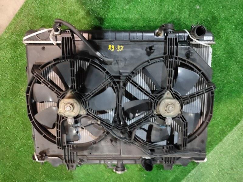 Радиатор двигателя Nissan Serena TC24 QR20DE