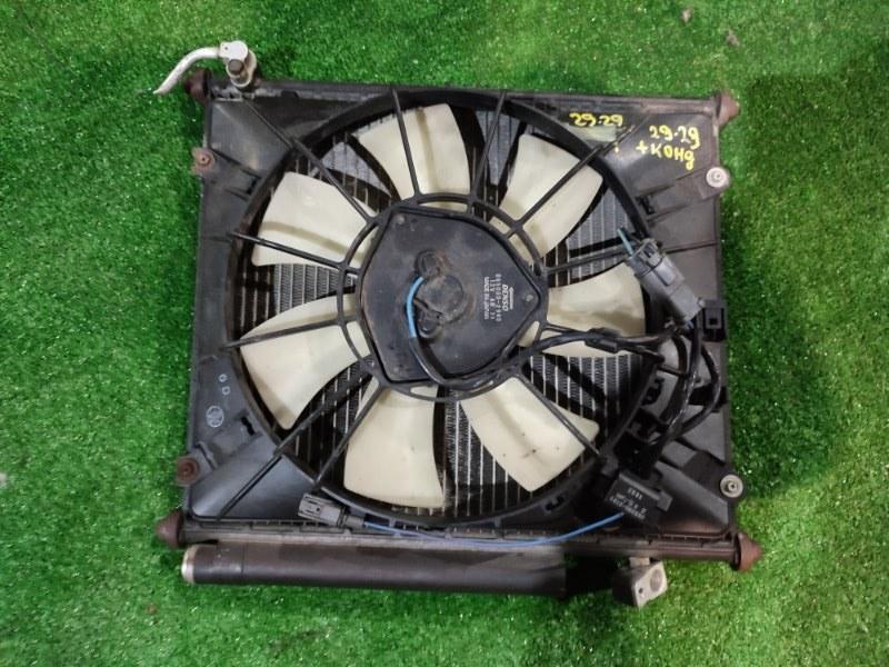 Радиатор кондиционера Honda Fit GD1 L13A