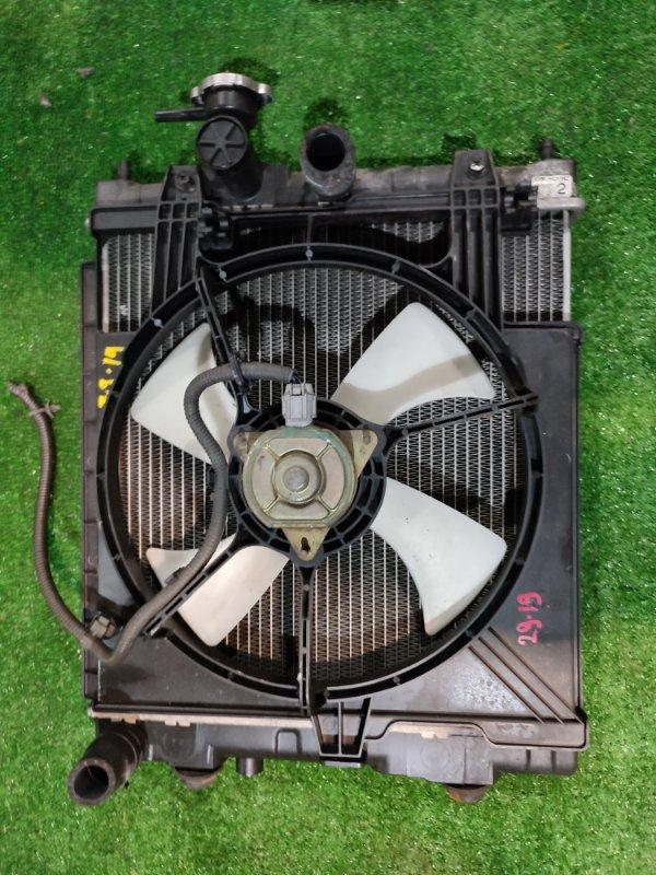 Радиатор двигателя Nissan March K11 CG10DE