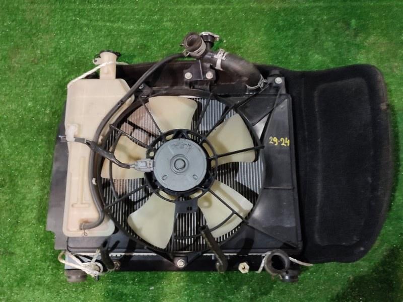 Радиатор двигателя Toyota Porte NNP10 2NZ-FE