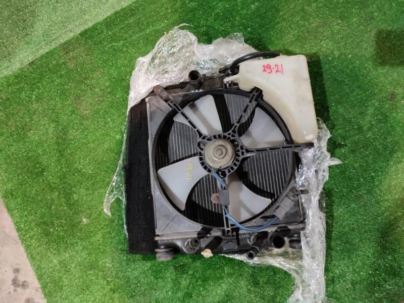 Радиатор двигателя Honda Logo GA3 D13B