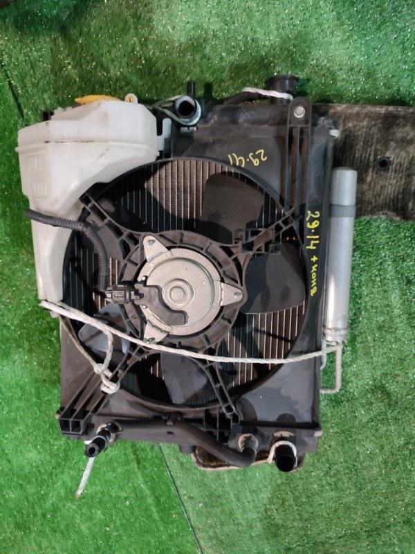 Радиатор двигателя Subaru R2 RC1 EN07 2009