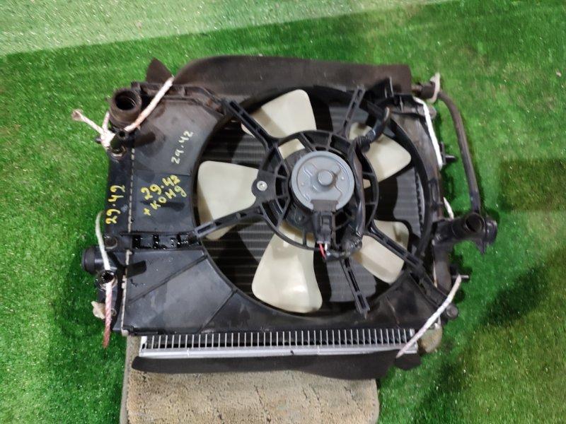 Радиатор двигателя Toyota Passo KGC10 1KR-FE