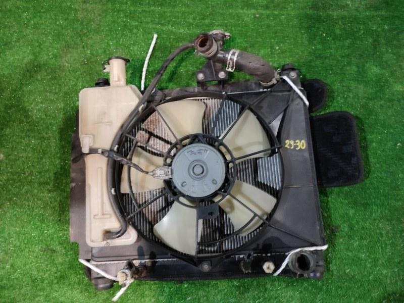 Радиатор двигателя Toyota Porte NNP11 1NZ-FE