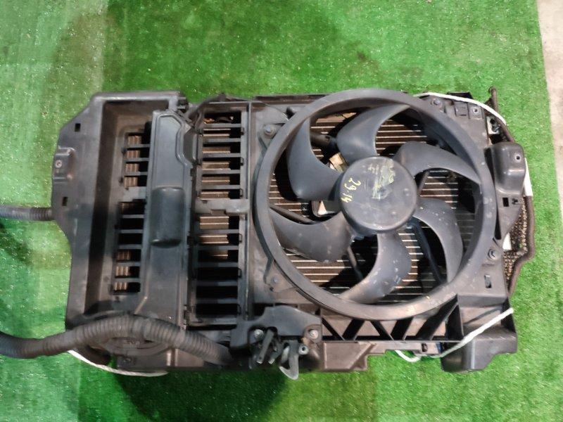 Радиатор двигателя Citroen C6 PSA 2007