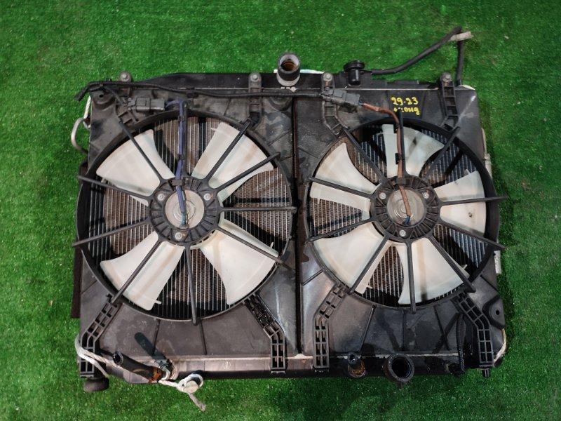 Радиатор двигателя Honda Stepwgn RG1 K20A