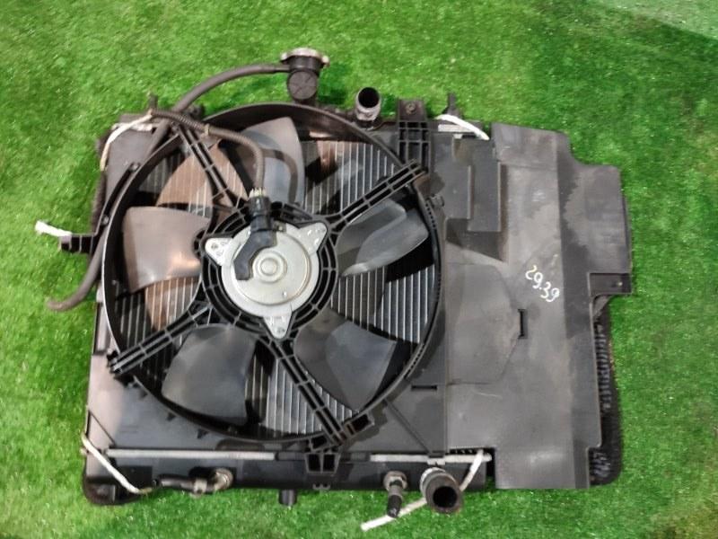 Радиатор двигателя Nissan March AK12 CR12DE