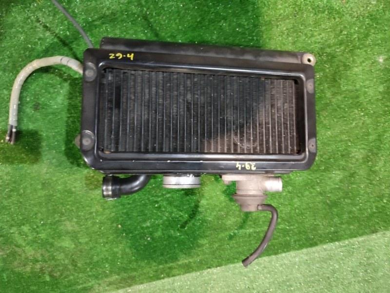 Радиатор интеркулера Subaru Legacy BE5 EJ206 1999