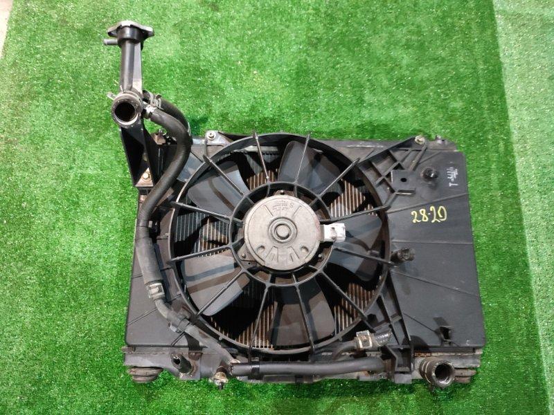 Радиатор двигателя Mazda Demio DY3R ZJ-VE