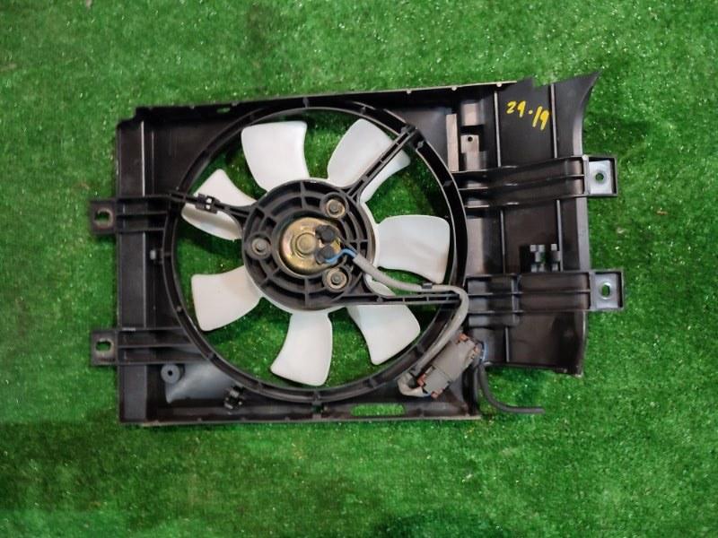 Вентилятор радиатора двигателя Nissan March K11 CG10DE