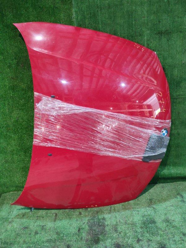 Капот Bmw 116I E87 N45B 16AB 2006