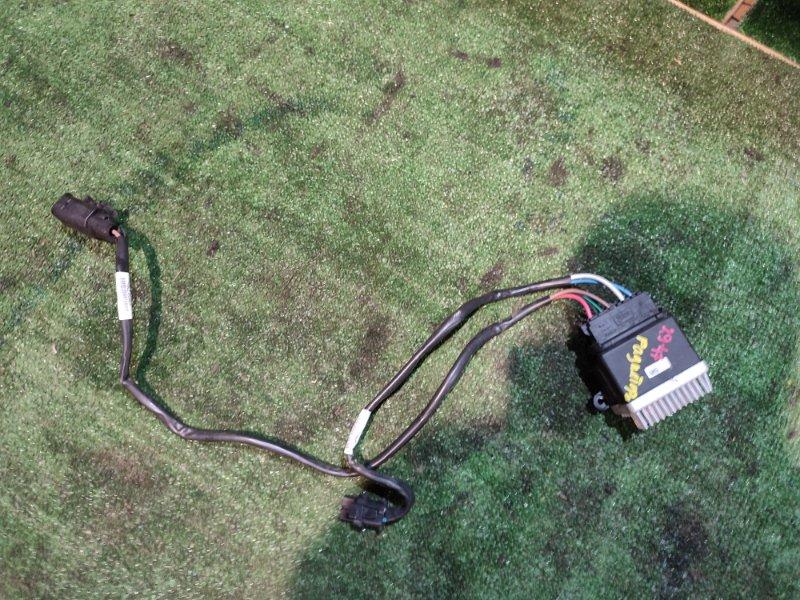 Блок управления вентилятором двигателя Nissan Skyline ZV37 274.930 2014