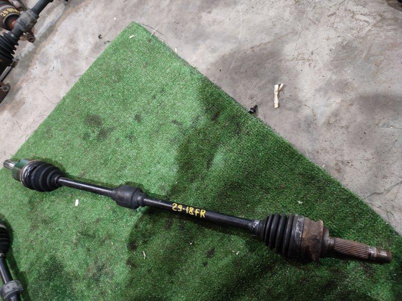Привод Mitsubishi Colt Plus Z23W 4A91 2008 передний правый