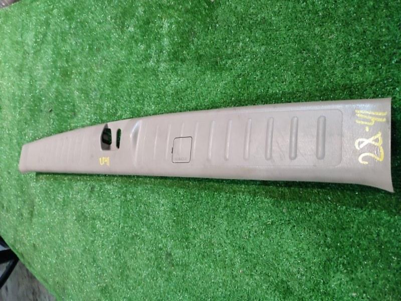Накладка багажника Honda Stepwgn RF3 K20A