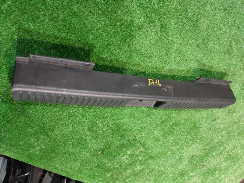 Накладка багажника Mitsubishi Airtrek CU2W 4G63