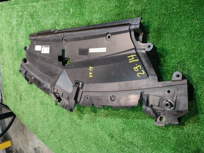 Накладка рамки радиатора Citroen C6 PSA 2007
